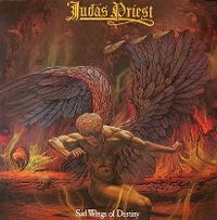 Cover Judas Priest - Sad Wings Of Destiny