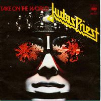 Cover Judas Priest - Take On The World