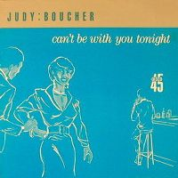 Cover Judy Boucher - Can't Be With You Tonight