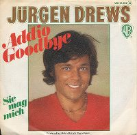 Cover Jürgen Drews - Addio Goodbye