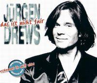 Cover Jürgen Drews - Das ist nicht fair