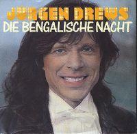 Cover Jürgen Drews - Die Bengalische Nacht