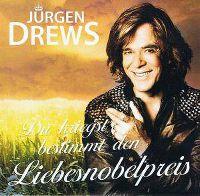 Cover Jürgen Drews - Du kriegst bestimmt den Liebesnobelpreis