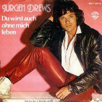 Cover Jürgen Drews - Du wirst auch ohne mich leben