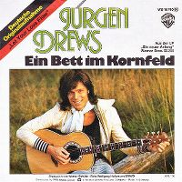 Cover Jürgen Drews - Ein Bett im Kornfeld