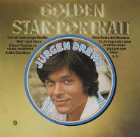 Cover Jürgen Drews - Golden Star-Portrait