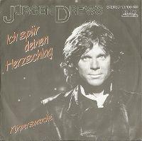 Cover Jürgen Drews - Ich spür deinen Herzschlag