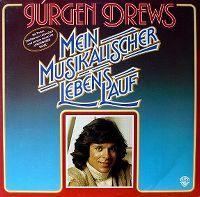 Cover Jürgen Drews - Mein musikalischer Lebenslauf