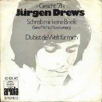 Cover Jürgen Drews - Schreib mir keine Briefe
