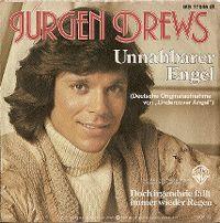 Cover Jürgen Drews - Unnahbarer Engel