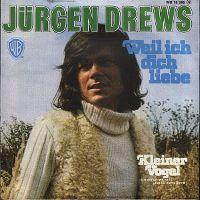 Cover Jürgen Drews - Weil ich dich liebe