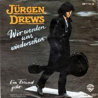 Cover Jürgen Drews - Wir werden uns wiedersehen
