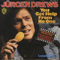 Cover Jürgen Drews - You Get Help From No One