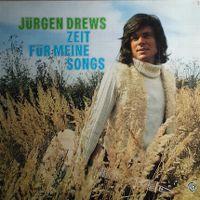Cover Jürgen Drews - Zeit für meine Songs