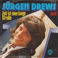 Cover Jürgen Drews - Zeit ist eine lange Straße