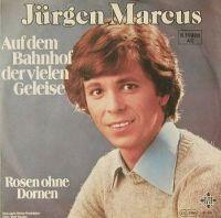 Cover Jürgen Marcus - Auf dem Bahnhof der vielen Geleise