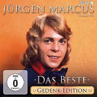 Cover Jürgen Marcus - Das Beste - Gedenk-Edition