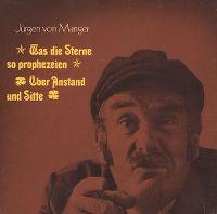 Cover Jürgen von Manger - Was die Sterne so prophezeien - juergen_von_manger-was_die_sterne_so_prophezeien_s_1