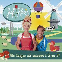 Cover Juf Roos - Alle liedjes uit seizoen 1, 2 en 3!