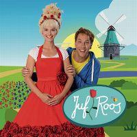 Cover Juf Roos - Kinderliedjes Deel 1