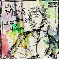 Cover Juice WRLD & Halsey - Life's A Mess