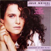 Cover Jule Neigel & Band - Schatten an der Wand
