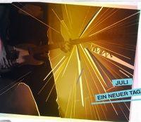 Cover Juli - Ein neuer Tag