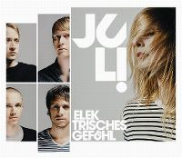 Cover Juli - Elektrisches Gefühl