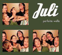 Cover Juli - Perfekte Welle