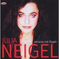 Cover Julia Neigel - Stimme mit Flügel(n)