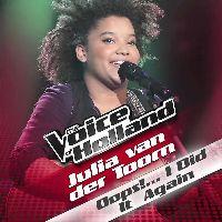 Cover Julia van der Toorn - Oops!... I Did It Again