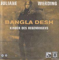 Cover Juliane Werding - Bangla-Desh