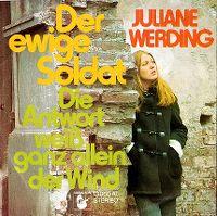 Cover Juliane Werding - Der ewige Soldat