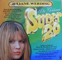 Cover Juliane Werding - Die goldenen Super 20