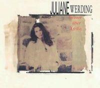 Cover Juliane Werding - Geister über Afrika