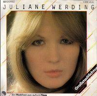 Cover Juliane Werding - Großstadtlichter