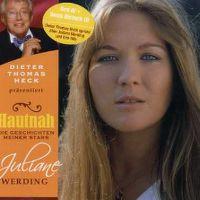 Cover Juliane Werding - Hautnah - Die Geschichten meiner Stars