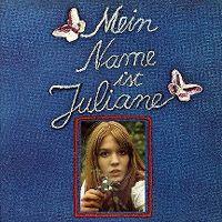 Cover Juliane Werding - Mein Name ist Juliane