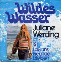 Cover Juliane Werding - Wildes Wasser