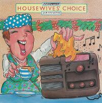 Cover Julie Covington - Housewives' Choice