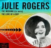 Cover Julie Rogers - The Wedding