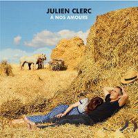 Cover Julien Clerc - À nos amours