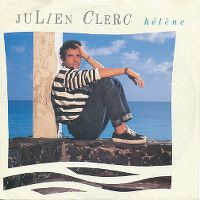 Cover Julien Clerc - Hélène