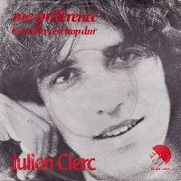 Cover Julien Clerc - Ma préférence
