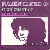 Cover Julien Clerc - This Melody