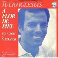 Cover Julio Iglesias - A flor de piel