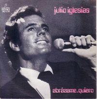 Cover Julio Iglesias - Abrázame