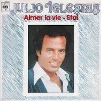 Cover Julio Iglesias - Aimer la vie