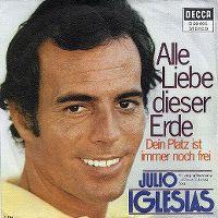 Cover Julio Iglesias - Alle Liebe dieser Erde