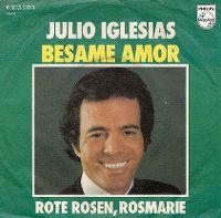 Cover Julio Iglesias - Besame Amor